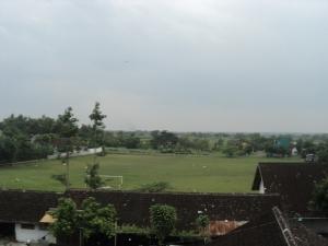 Lapangan Jungke tahun 2012